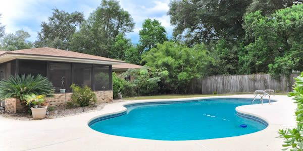 Pensacola Homes For Sale With Pools Residential House Pool Houses Pensacola