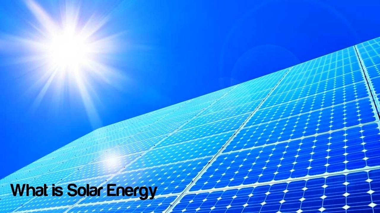 what is solar energy define solar power what is … | what is solar