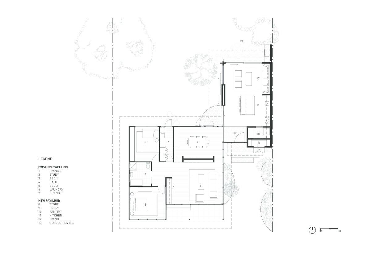 Gallery Of Dark Light House Mrtn Architects