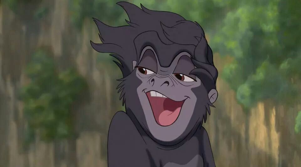 Terk From Tarzan Voice: 47 Actors You Didn't Realize Were