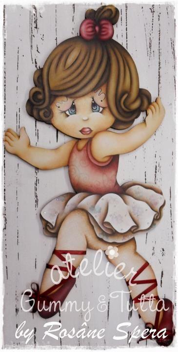 Bailarina Aninha