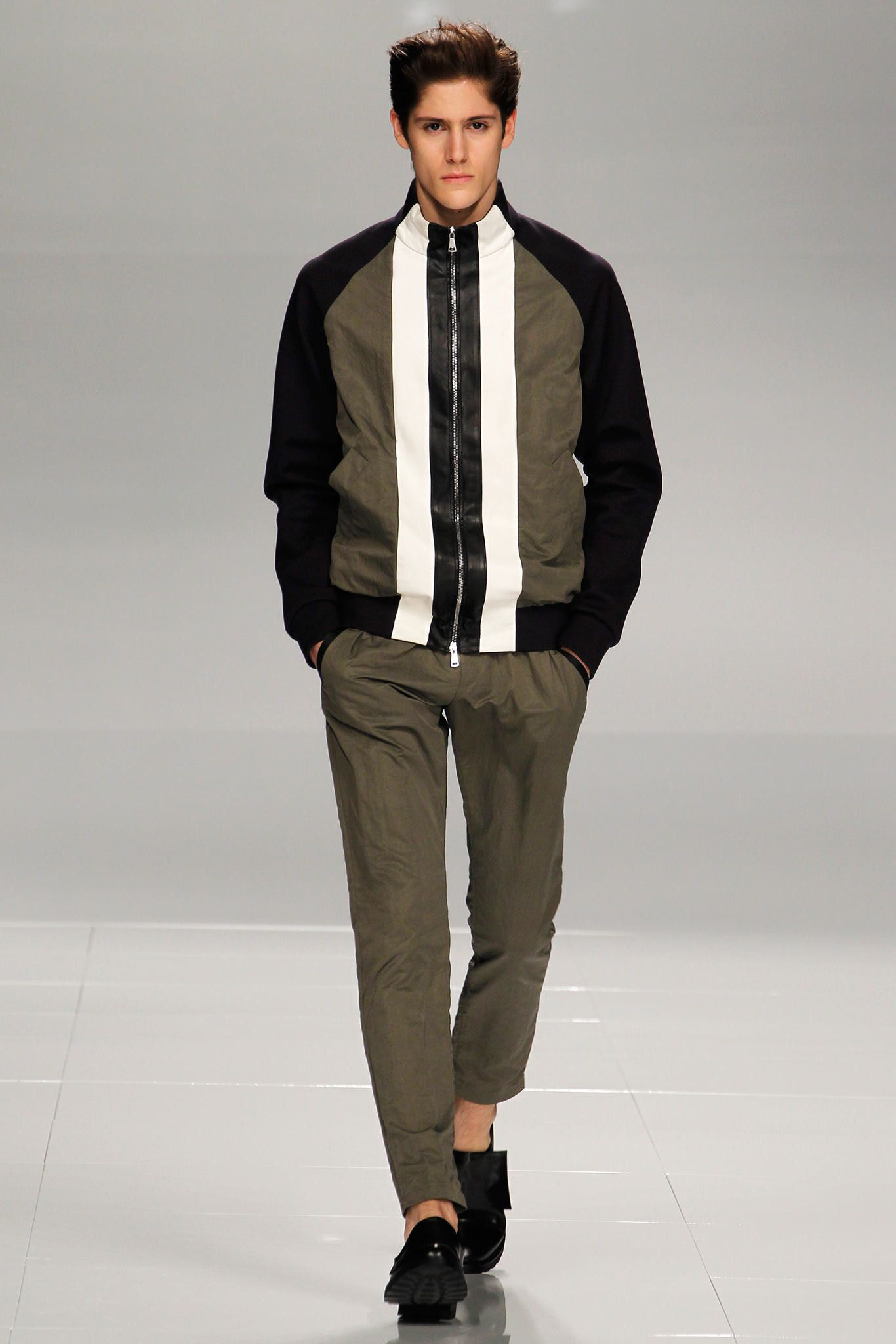 Iceberg Spring 2014 Menswear - Collection - Gallery - Style.com