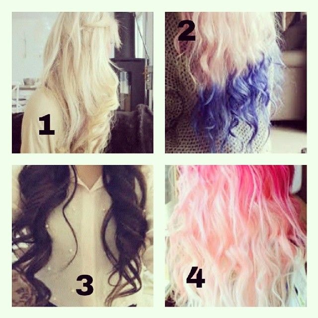 Top 100 pictures of hairstyles photos What do you like? I love 4 ! #blonde #blondine #brown #brunette #tail #style #stylish #hairstyle #hair #bun #braid #beautiful #bow #original #curls #cute #sweet #amazing #fishtail #dipdye #haircurls See more http://wumann.com/top-100-pictures-of-hairstyles-photos/