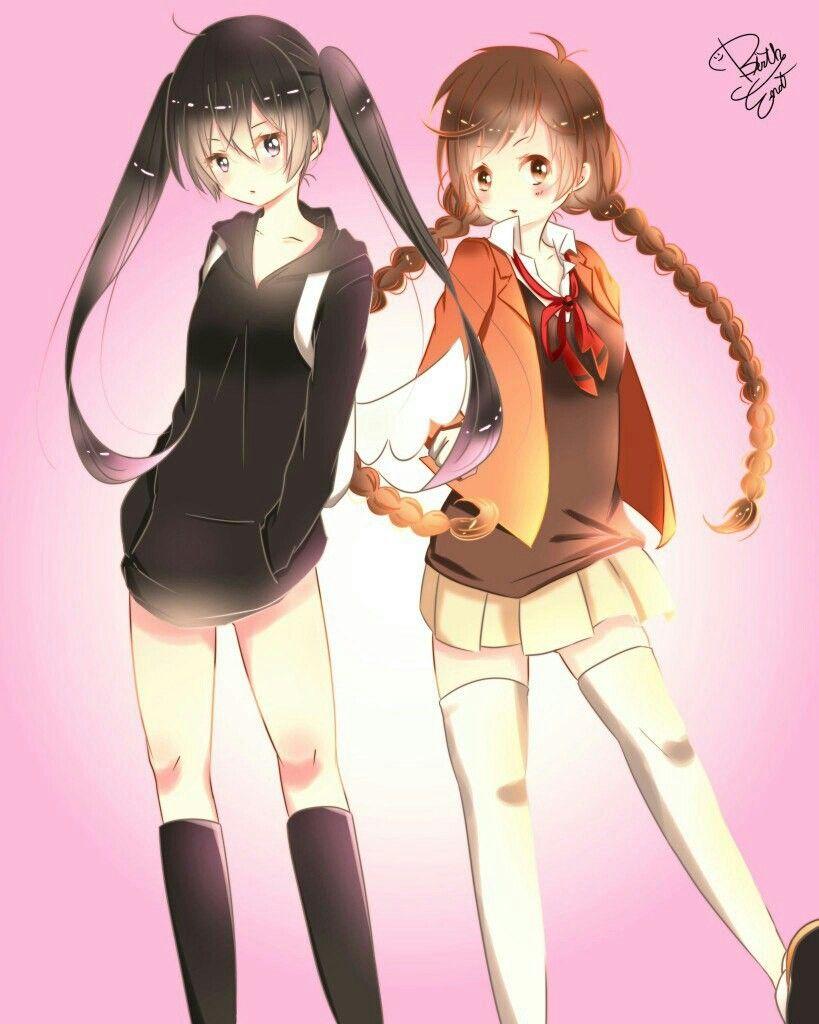 Girl Licht & Girl Mahiru || Servamp