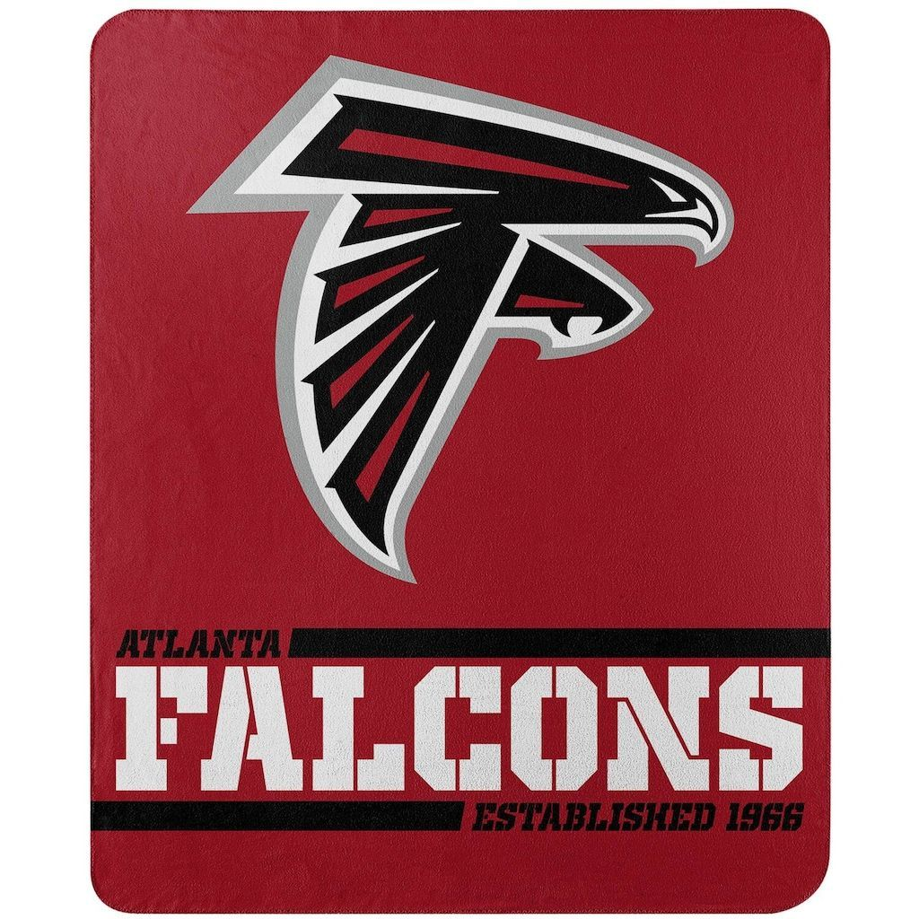 The Northwest Company Atlanta Falcons 50 X 60 Split Wide Fleece Throw Blanket In 2020 Atlanta Falcons Falcons Atlanta Falcons Gear