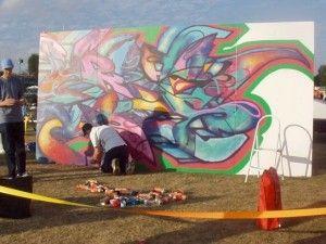 Learn how to do good graffiti