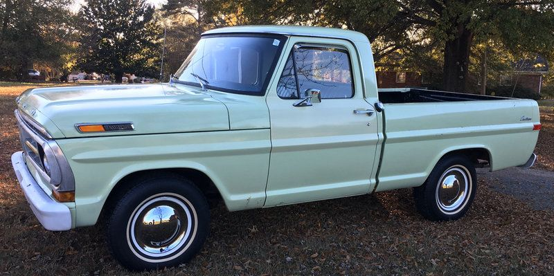 1971 Ford F100 Custom For Sale By Owner York Sc Oldcaronline Com Classifieds Ford Classic Cars Ford 1971 Ford F100