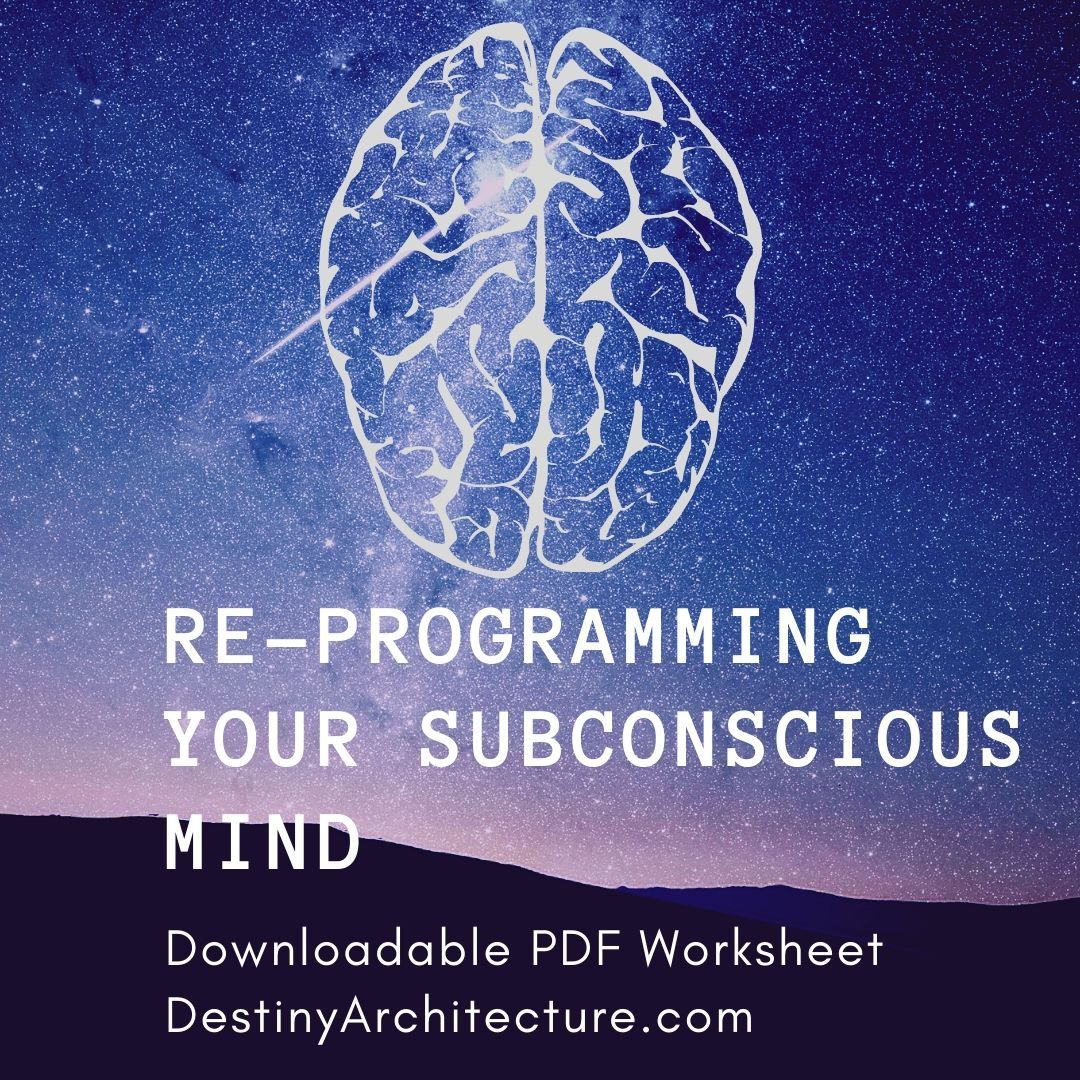 Reprogramming Your Subconscious Mind Downloadable