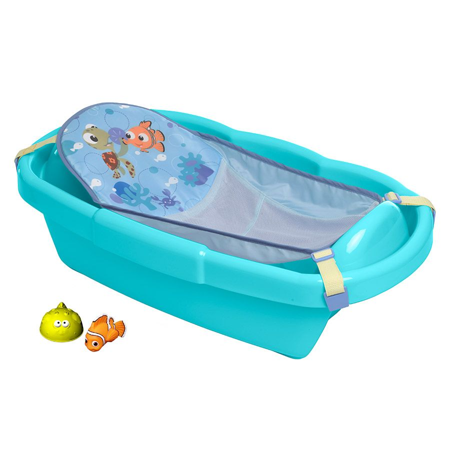 Crib soother babies r us - Tomy Deluxe Newborn To Toddler Tub Nemo Babies R Us Australia