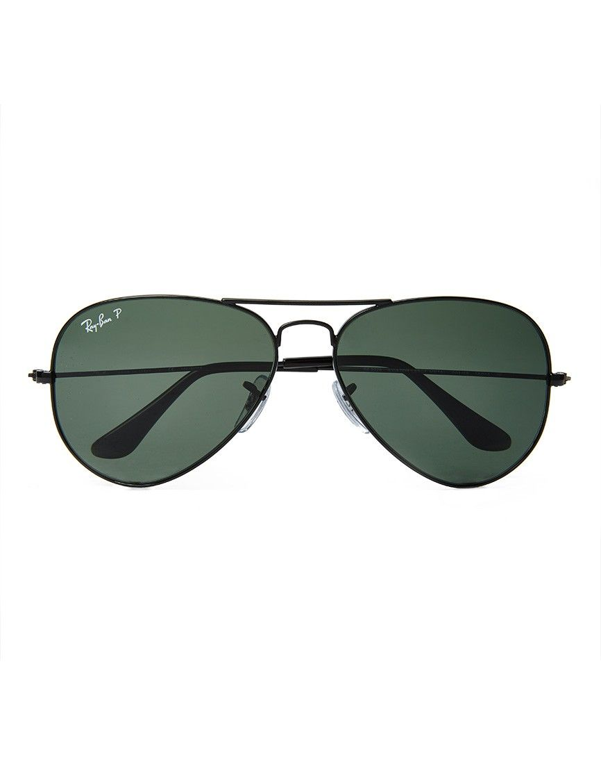 6f34994ce6a Ray Ban Iconic Polarized Aviator Large