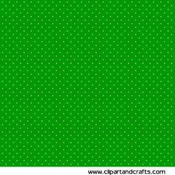 Green And White Polka Dot Craft Paper Printable Sheet Or Clipart