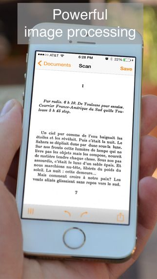 Genius Scan PDF Scanner by The Grizzly Labs App