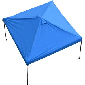 Ozark Trail 10 X 10 Canopy Replacement Cover For Straight Leg Canopies Blue Frame Sold Separately Walmart Com Canopy Gazebo Tops Ozark Trail Ozark