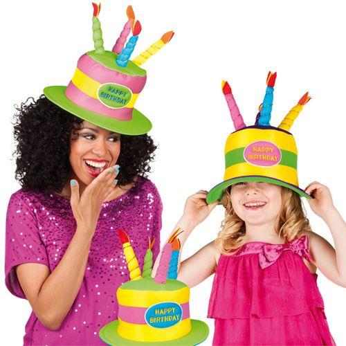 Da un toque divertido al photocall en tu fiesta de cumple! Sombreros  graciosos de www.fiestafacil.com a676ddca3240