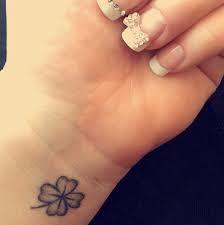 16++ Trefle a 4 feuilles tatouage inspirations