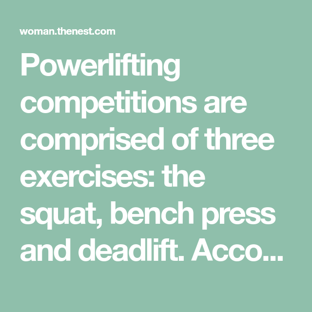 Photo of How to Powerlift for Women