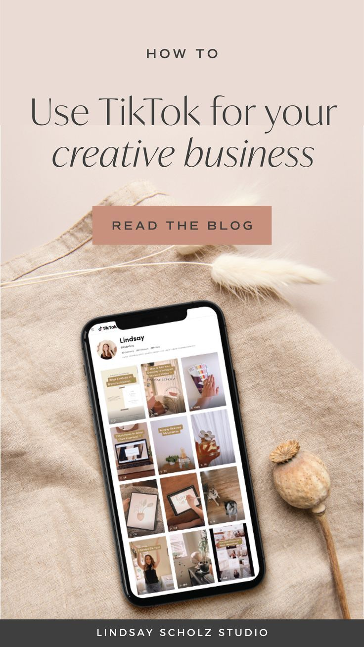 How to use tiktok for business in 2020 lindsay scholz