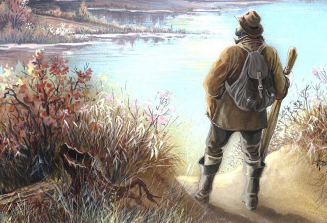 Рыбалка, охота. картинки. Обсуждение на LiveInternet ...