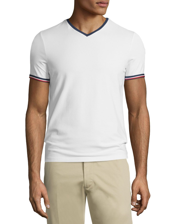 moncler white shirt