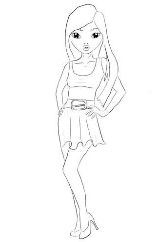Topmodel Google Zoeken Coloring Books Coloring Book Pages Coloring Pages