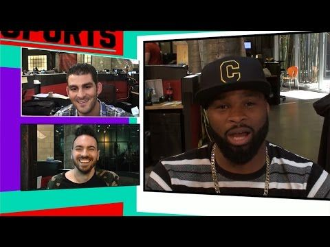 UFC's Tyron Woodley Doesn't Respect Georges St-Pierre, Fight Me Already!   TMZ Sports