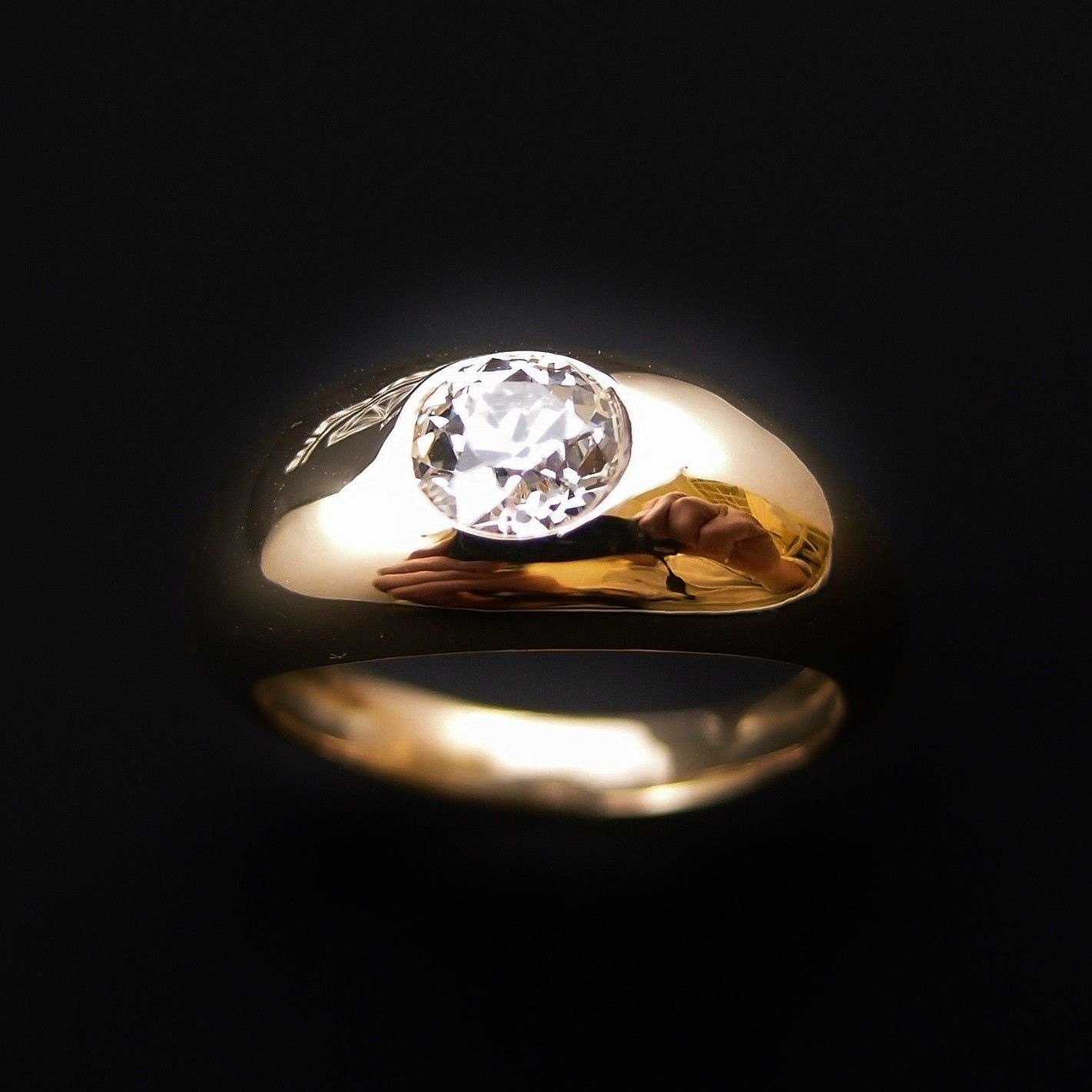 vendre bague diamant