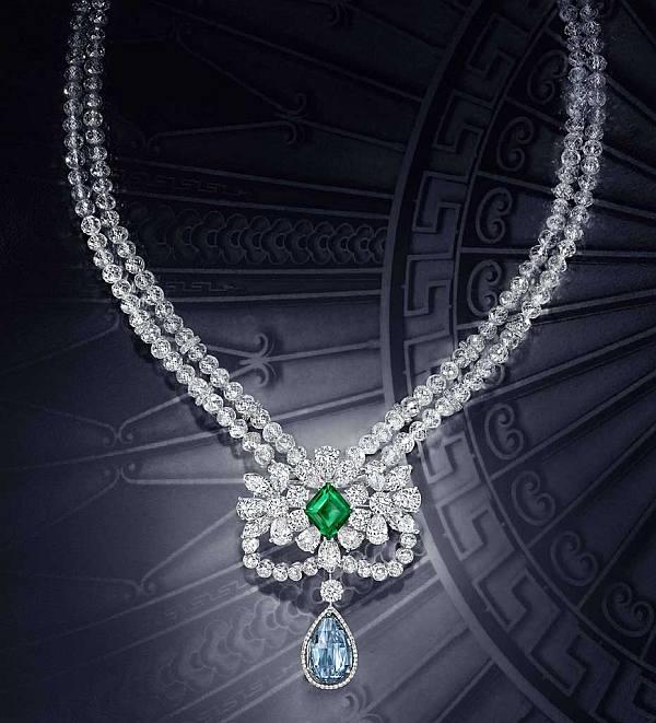 фото картинки на фон ожерелья бриллианты правильно