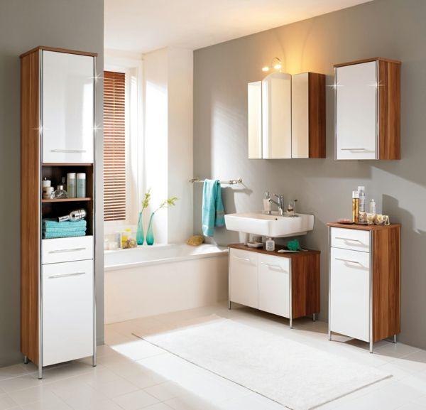 badezimmer graue wände weißer boden snitärobjekte mit schönem - badezimmer grau design