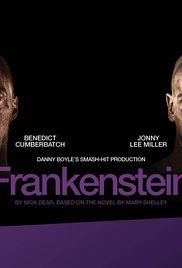 National Theatre Live Frankenstein Tv Movie 2011 National Theatre Live Victor Frankenstein National Theatre