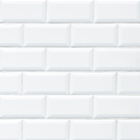 Traditions 3 Quot X 6 Quot Wall Tile In Ice White Subway Tile