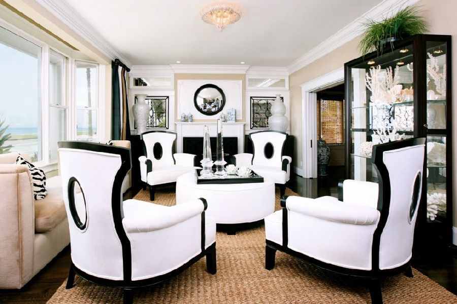 Black White Living Room Ideas Cool White And Black Living Room Furniture Id