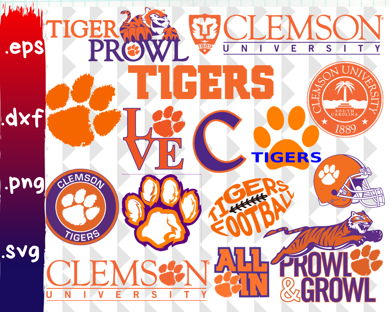 Clipartshop Clemson Tigers Clemson Tigers Svg Clemson Tigers Clipart Clemson Tigers Logo Clemson Tigers Cricut Clemson Tigers College Logo Clemson Logo