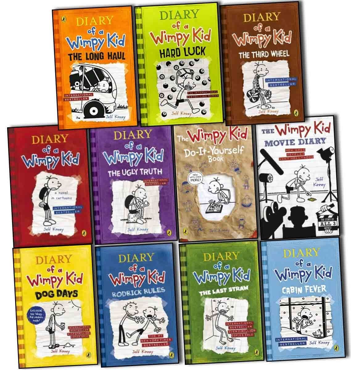 Ebook diary of a wimpy kid by jeff kinney complete collection 1 10 ebook diary of a wimpy kid by jeff kinney complete collection 1 10 pdf solutioingenieria Choice Image