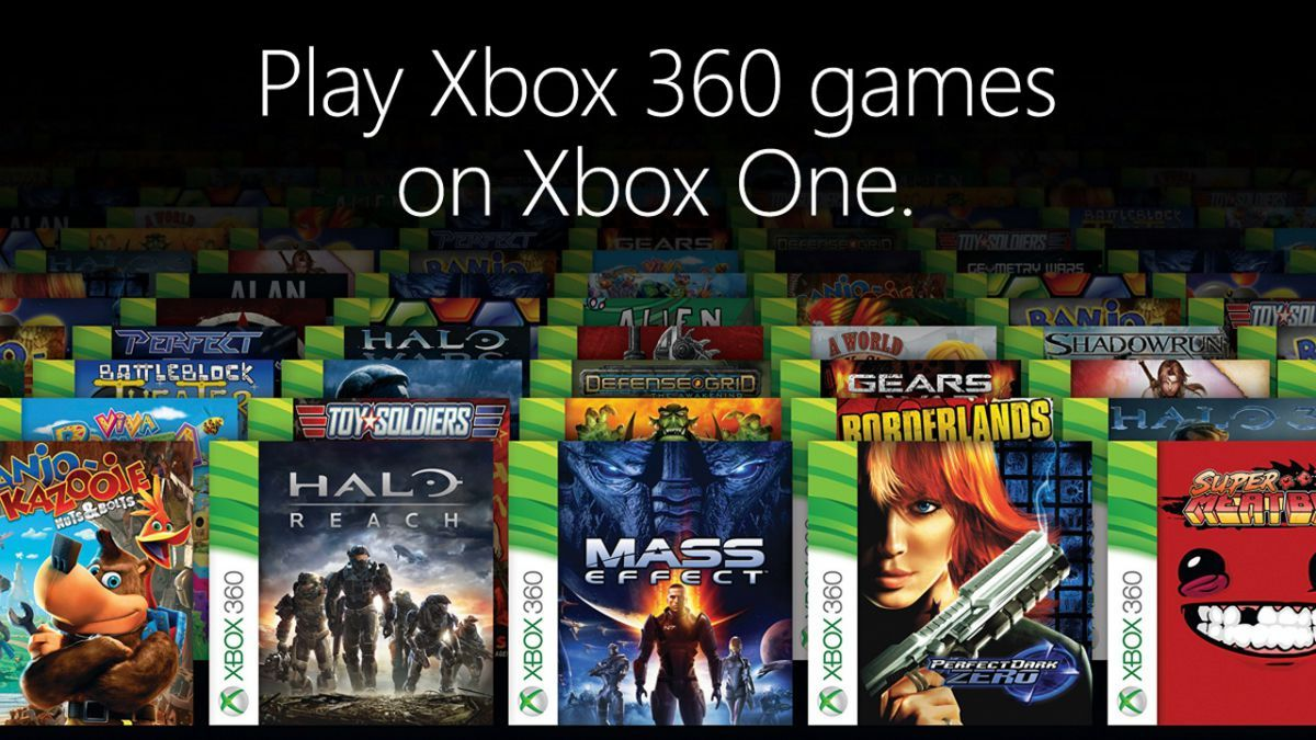 Xbox One backwards compatible games list - every old game