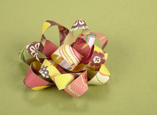 Make your own Vera Bradley Gift Bows