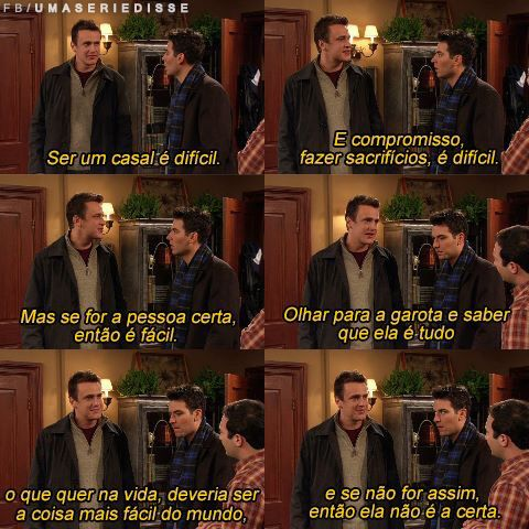 As Fantasias De Ted Mosby How I Met Your Mother Himym How I Met