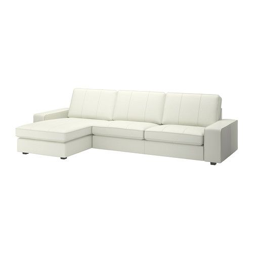 KIVIK Sofa and chaise lounge IKEA Generous seating series with a