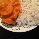Korv stroganoff med paprika - Recept från Mitt kök - Mitt Kök