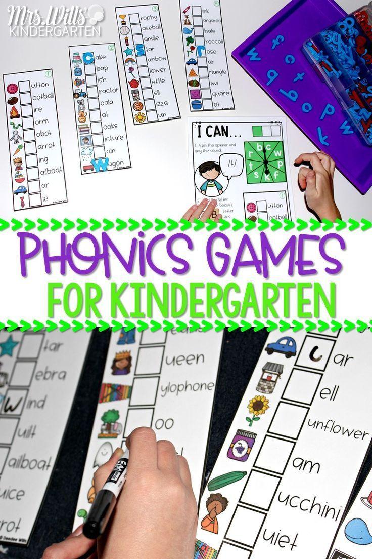 Fun Classroom Phonics Games to Supp…