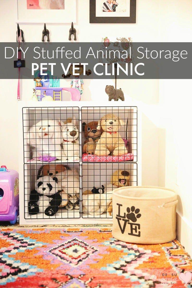 Stuffed Animal Storage For Dog Lovers Diy Play Kennel Stuffed Animal Storage Toy Rooms Stuffed Animal Storage Diy [ 1200 x 800 Pixel ]