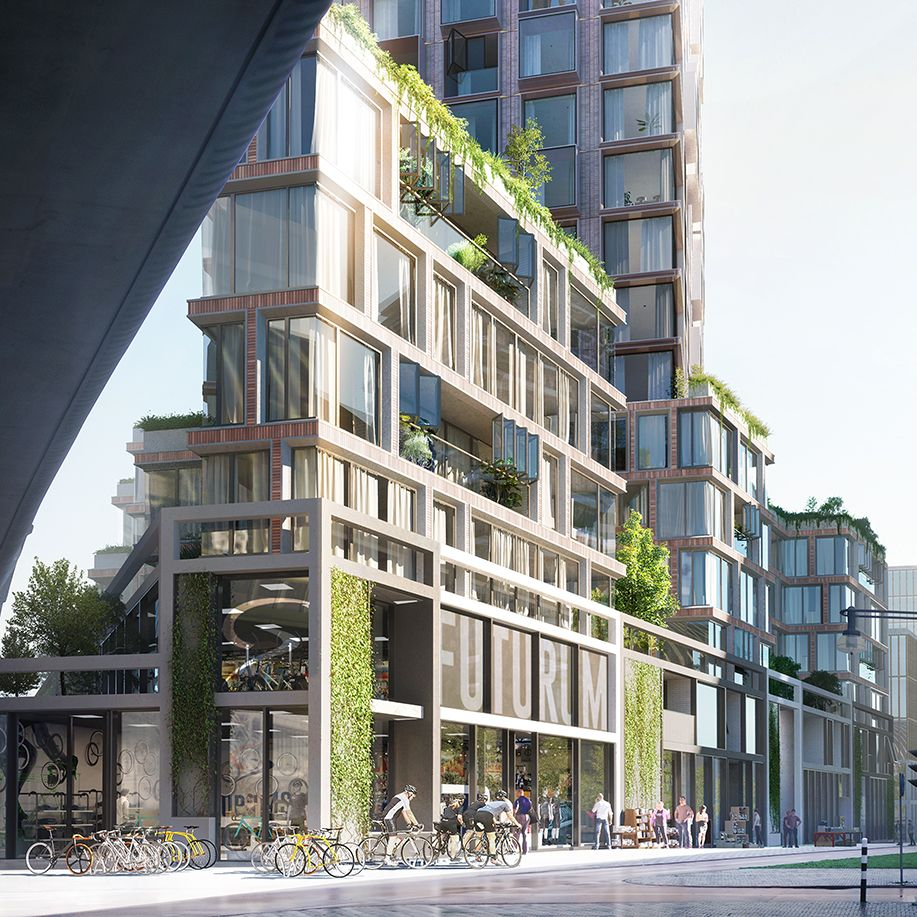 Affordable housing by WAN Editorial in Amsterdam ...