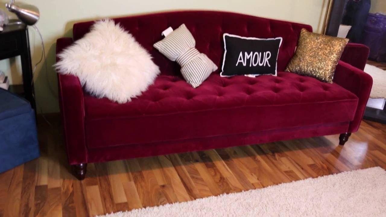 Vintage Inspired Sofa Sleeper