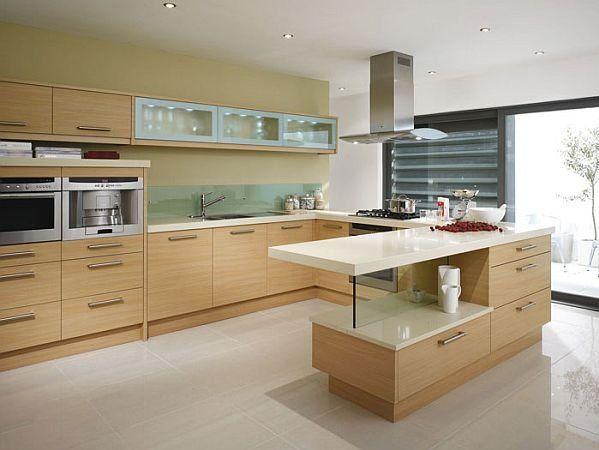 elegante diseño cocina funcional Reformas en Madrid Cocinas - cocinas elegantes