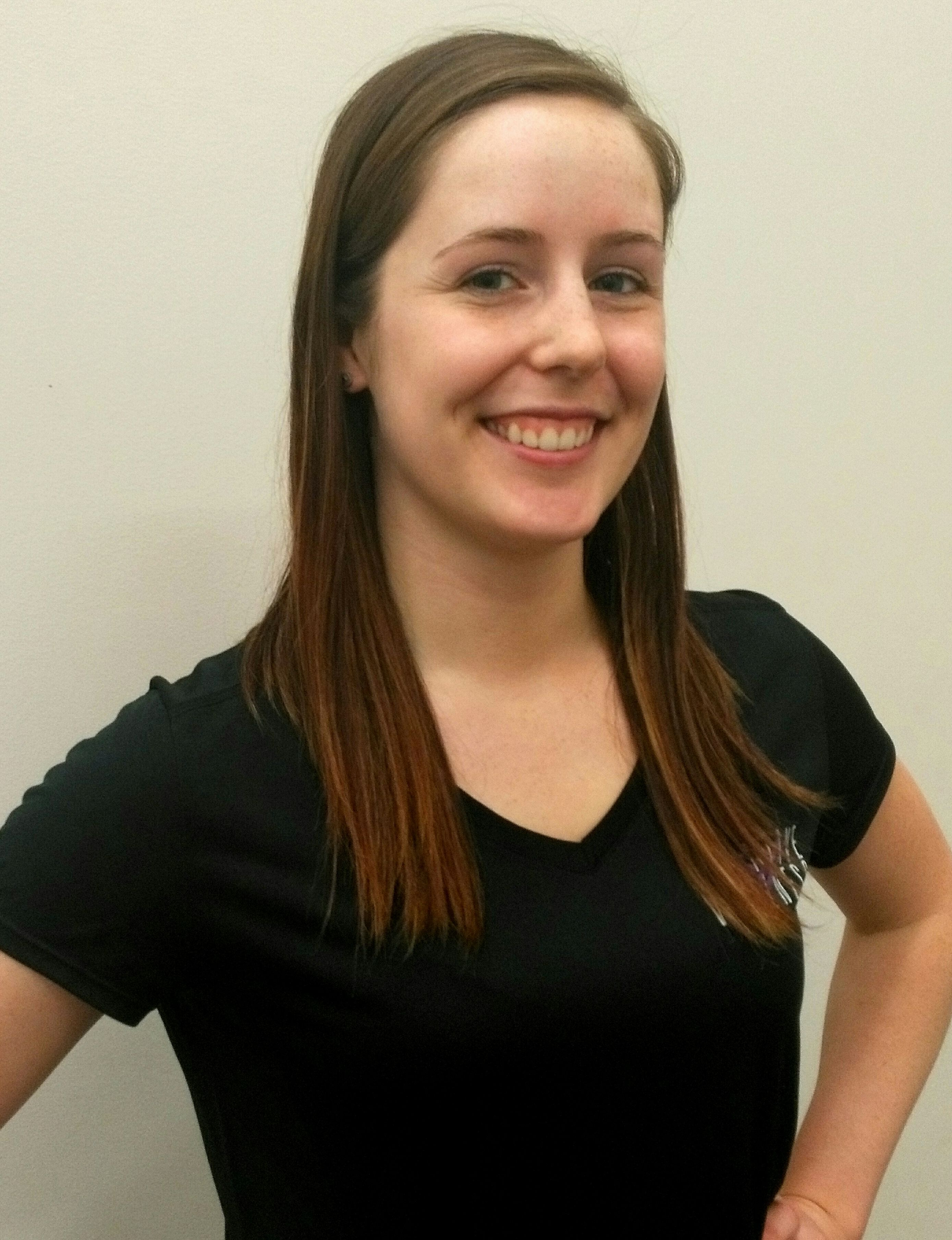 Caitlin Licensed Massage Therapist Caitlin Earned Her Massage