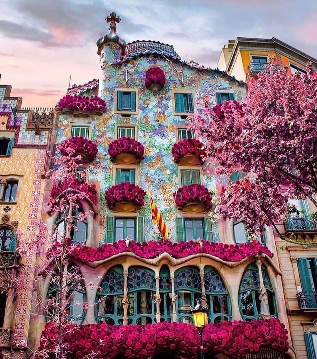 European Travel Travel Mugs Lets Travel The World Ideas Travel Hawaii Travel Whole30 Travel Travel Gadgets Travel Mug Diy Tra Gaudi Barcelona Casa Batlló Gaudi