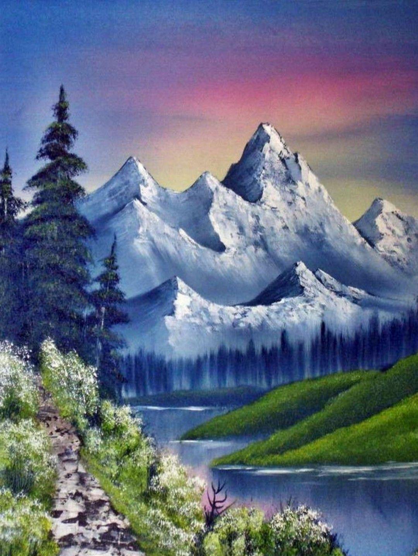 Pin on Art - landscape