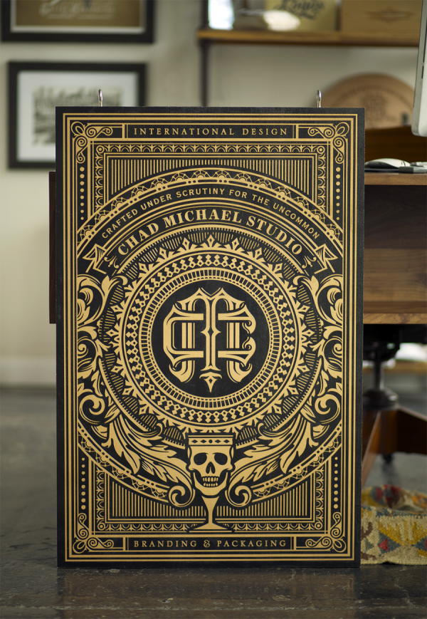 The Most Beautiful Business Card Ever, by Chad Michael | Design ...