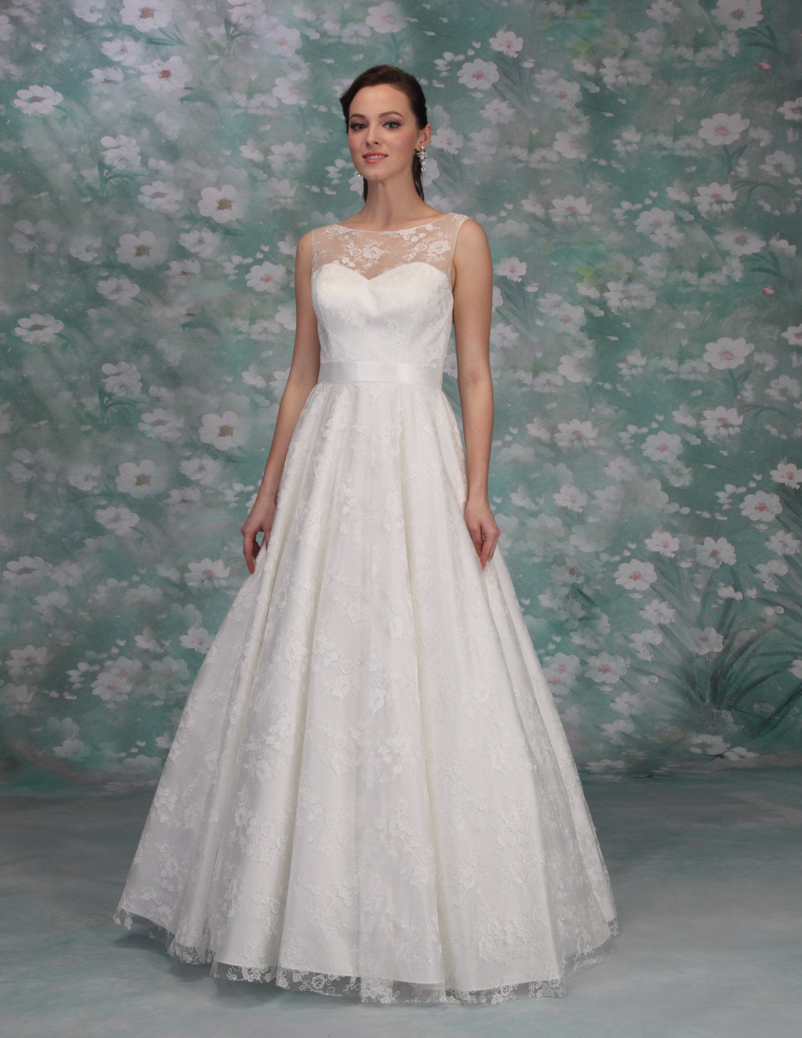 Classic Princess Gown By Finesse Bridal Wear In Listowel Co Kerry PrincessBride