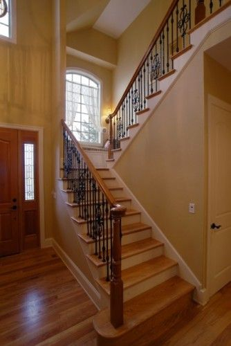Best Love This Staircase Would Move Basement Staires Under 400 x 300