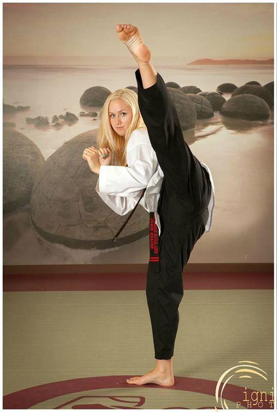 Karate Martial Arts Girl Martial Arts Women Female Martial Artists